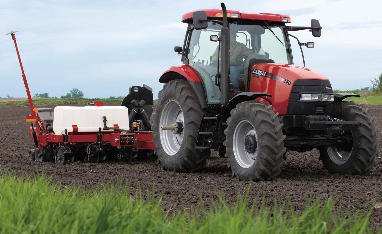 San Antonio Ford >> Case IH Maxxum Series Tractors - Tractors Today