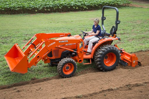Kubota L2501 Compact Tractor Tractors Today