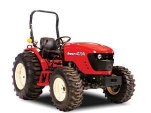Branson-tractor