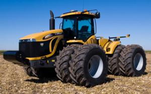 Caterpillar-tractor