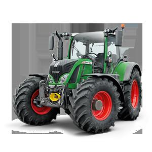 Fendt-tractor