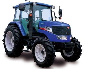 Iseki-tractor