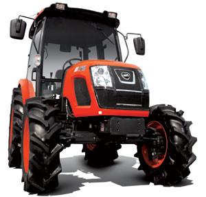 Kioti-tractor