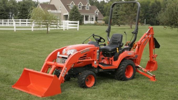 Kubota Tractor Implements Tractors Today