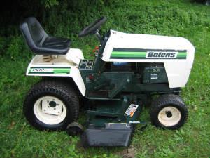 bolens-tractor